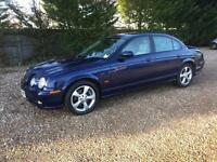 JAGUAR S-TYPE 2004 3.0 SPORT AUTO 85k SAT NAV .FULL LEATHER FULLY LOADED DRIVES LOVELY LONG MOT
