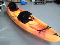 Ocean Kayak Malibu 2 Sunrise Two - BNWT Sit on Top