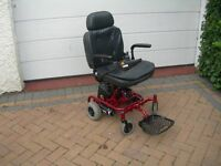 Electric Wheelchair Boot Size