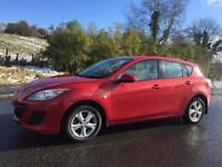 LATE 09 MAZDA 3 TS 1.6*NEW MODEL*STUNNING COLOUR!MINT BARGAIN!LOW INS 4E!civic,astra,seat,bmw,audi