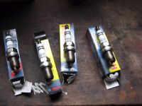 subaru impreza wrx new bosh super plus spark plugs bugeye/blobeye