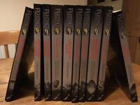 Set of 10 Fighting Fantasy books. Excellent condition.