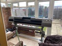 HP Designjet 5500 60 inch UV large format printer