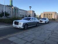 Wedding car hire Rolls Royce hummer limo