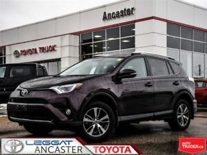 2016 Toyota RAV4 XLE WITH ONLY 25432 KMS!! REMOTE START!