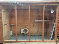 Pet shed, 12ftx4ft excellent condition, 1yr old