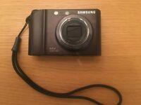 Samsung NV100HD Camera and Case