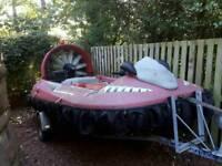 Hovpod Hovercraft