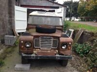 Wanted - Land Rover Series 1/2/3