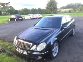 Mercedes Benz E320 Class 2004 Year Automatic