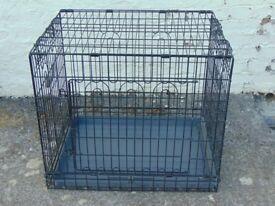 Dog Cage 74cm x 55cm x 64cm