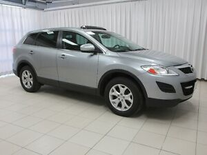 2012 Mazda CX-9 7 PASSENGER AWD SUV WITH ALLOYS, KEYLESS ENTRY,