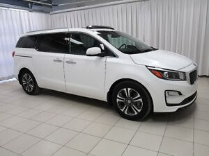 2019 Kia Sedona SX 8PASS MINIVAN. HIGH TRIM MINI-VAN LOADED WITH