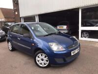 Ford Fiesta 1.25 Style Climate 5dr - warranted mileage, air/con - Cheap to Run