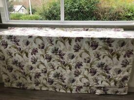 Roman blind - Laura Ashley fabric