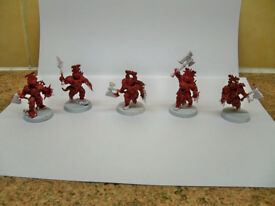 Warhammer Age of Sigmar Khorne Blood Warriors