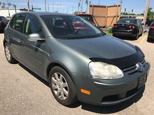2007 Volkswagen Rabbit 2.5L - LOW KMS - SAFETY & WARRANTY INCLUD