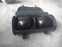 Henslite crown green bowls