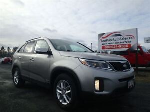 2015 Kia Sorento ALL WHEEL DRIVE! HEATED SEATS! CERTIFIED!