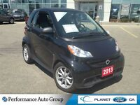 2013 smart fortwo PURE 3 CYLINDER CLEAN CARPROOF ONE OWNER