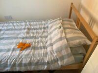 Single bed + Mattress (unused)