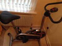 Cristal Tec Spinning exercise bike