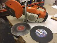Still Ts400 disc cutter