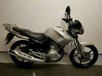 YAMAHA YBR 125 #LOW MILES# swap for 125 auto