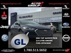 2017 Hyundai Elantra IIHS Top Safety Pick