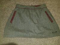 Superdry short skirt