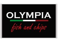 Fish and Chip Shop staff required