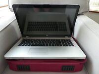 HP ENVY 17 LAPTOP TOP SPEC 8GB RAM 1,5TB HARD DRIVE I7 BEATS AUDIO WIN10 SUPER CONDITION INC CASE