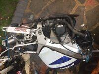 suzuki gsxr 600 k1 (write off spares)