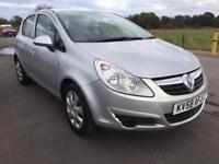 BARGAIN! Vauxhall corsa cdti, diesel, long MOT, £30 road tax, ready to go