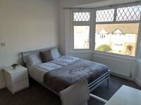 Double Room to Rent, close to Town Centre, Train Station, Motorway. All Bills Included