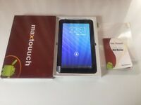 Boxed Max Touch 7 Inch Android Tablet