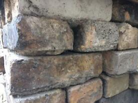 Reclaimed Victorian Bricks (approx 400-500)
