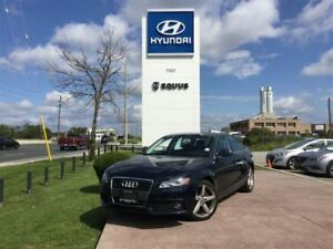 2011 Audi A4 2.0T Premium - CRUISE CTRL, POWER MIRRORS