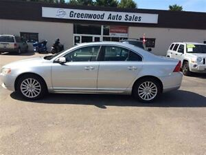 2008 Volvo S80 AWD! LEATHER! SUNROOF! CALL NOW