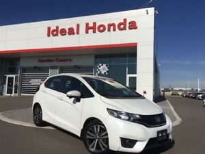 2016 Honda Fit EX-L, leather, heated seats, back up camera
