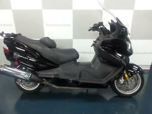 SUZUKI AN 650 EXECUTIVE NOIR 2008