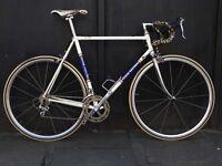 Gios Torino Compact 1987 Columbus Shimano Dura Ace size 57 vintage gears racer Italian bike bicycle