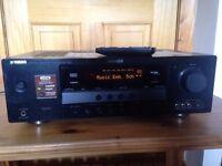 Yamaya Natura Sound AV receiver 100 Watt Per Channel AMP