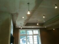 Plastering,paintng -high level