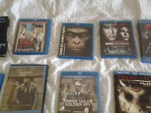 Blu Ray movies starting at $5 or ENTIRE lot onlyl$30!!!