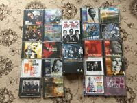 Massive Jazz collection DVD's and CD's