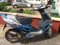 Peugeot speedfight 2 50cc 2008. Good condition, new clutch and rollers. 12 Months MOT.