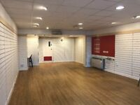 Shop with upper parts to let in Dover town centre
