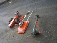 GARDENING EQUIPMENT FOR SALE