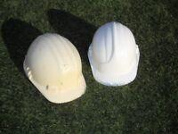 Hard hats x2